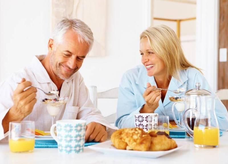 Пища, которая ЕСТ ВАС —ПРАВИЛЬНОЕ питание после 40 лет