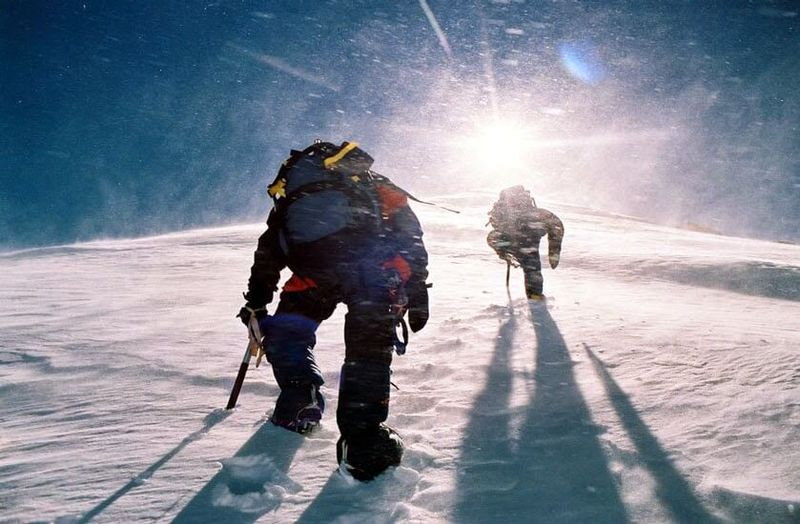 Что происходит с человеком на высоте 7000 метров