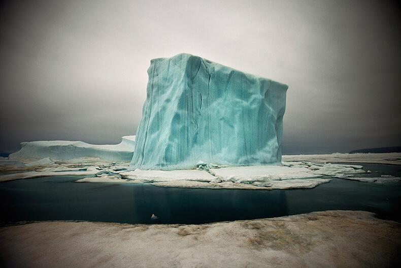 Арктика: исчезающий Север