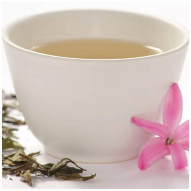 Белый чай восстанавливает печень