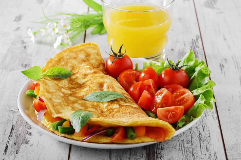 смузи на завтрак для худеющих