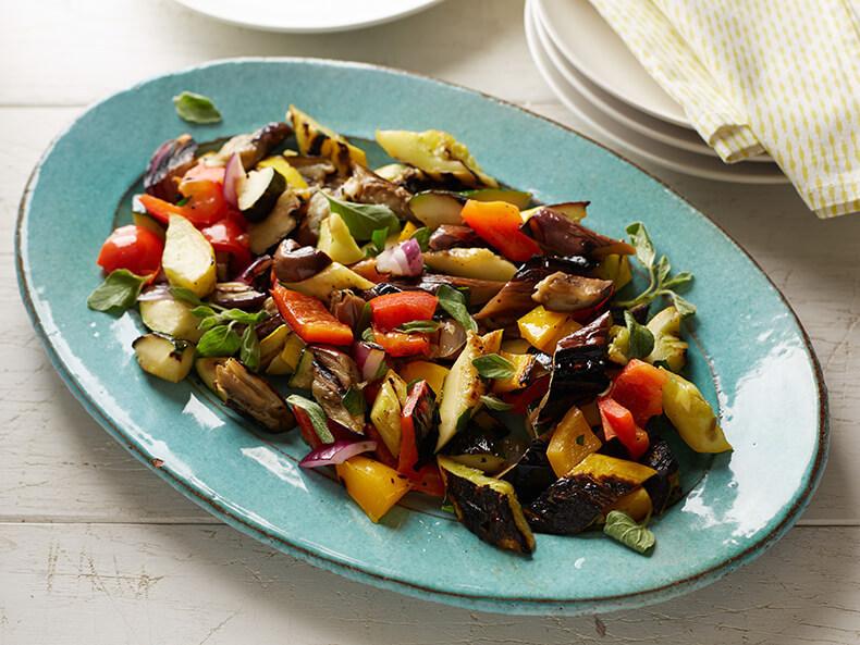 Салат рататуй рецепт с фото