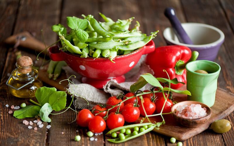 В какой последовательности кушать продукты?