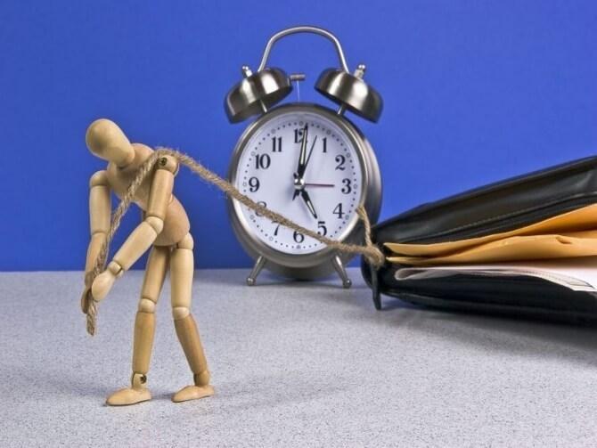 5 ценных советов, как уходить с работы вовремя