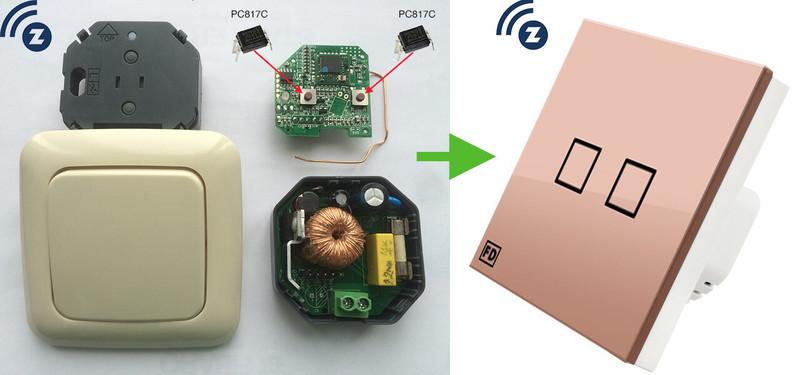 Как сделать тактильный сенсор своими руками - У Самоделкина