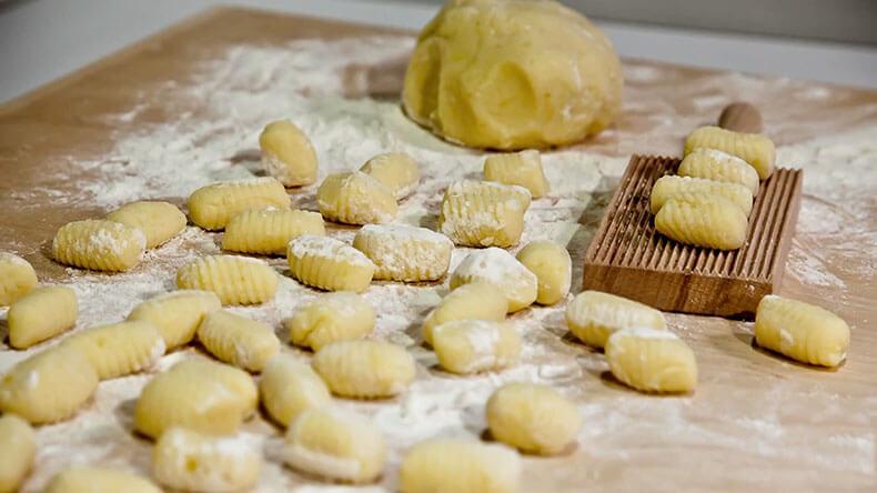 Как приготовить картофельные клецки