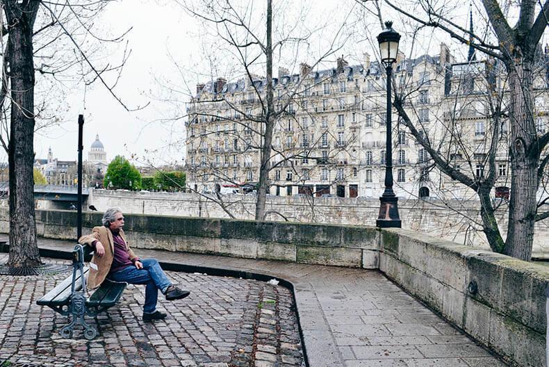 Французские мужчины