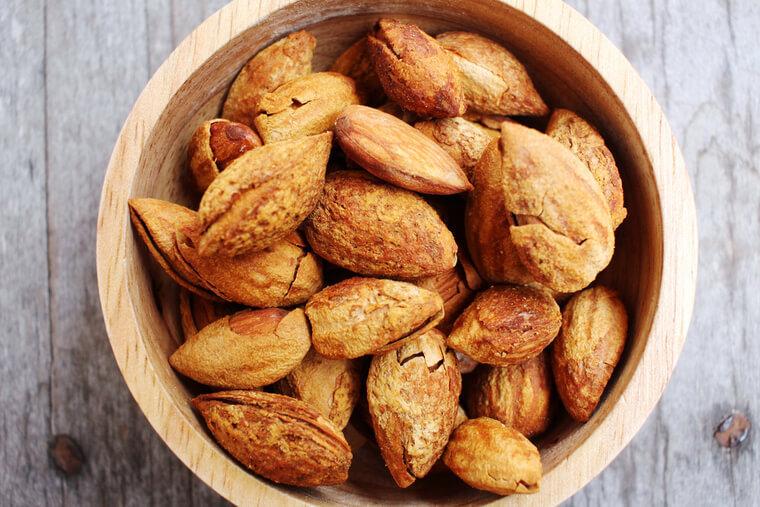 Как есть орехи для потенции
