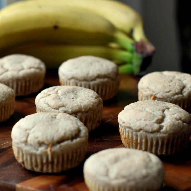 Спасаем продукты: 5 супер продуктов с переспелыми бананами