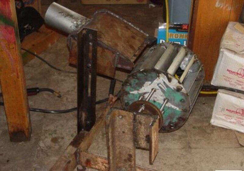 Как самому сделать низкооборотистый генератор
