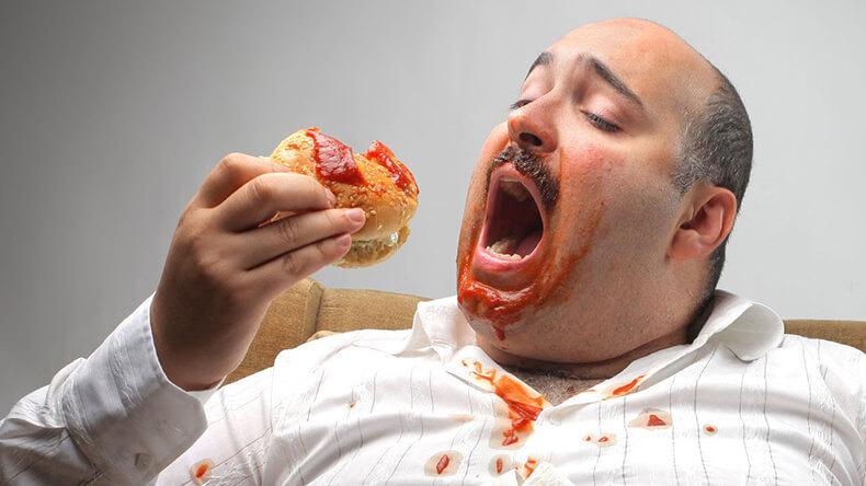 как картинка как едят человека вам пригодятся
