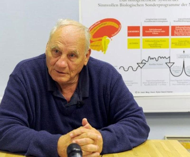 Доктор Хамер: То, что мы называем болезнями – это не бессмысленные мытарства
