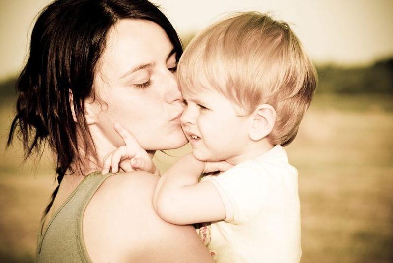 Как маме воспитать сына