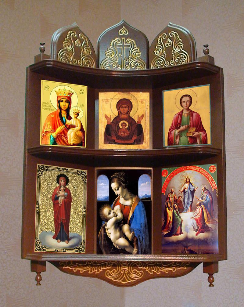 ИКОНЫ в ВАШЕМ ДОМЕ: Узнайте всё о традициях и обрядах