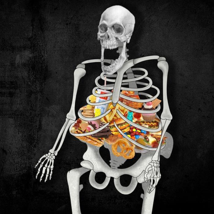 В плену у еды: 5 способов выйти из обжорства
