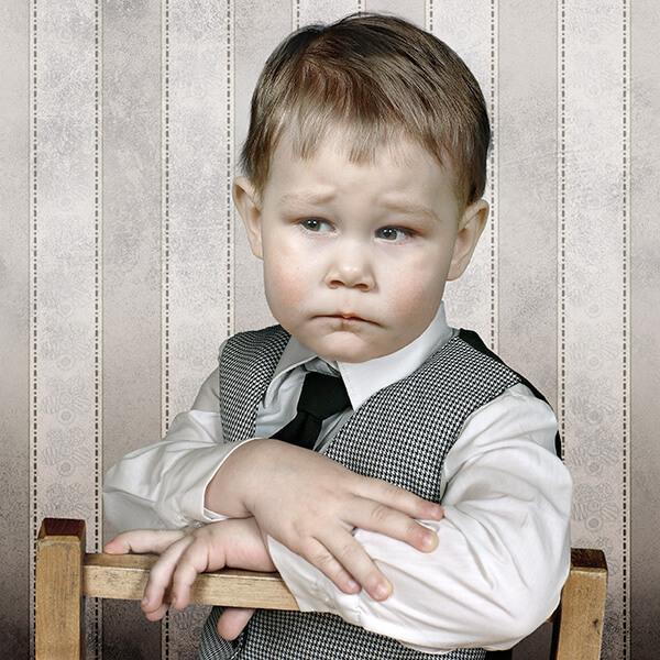 В каком возрасте дети понимают ограничения