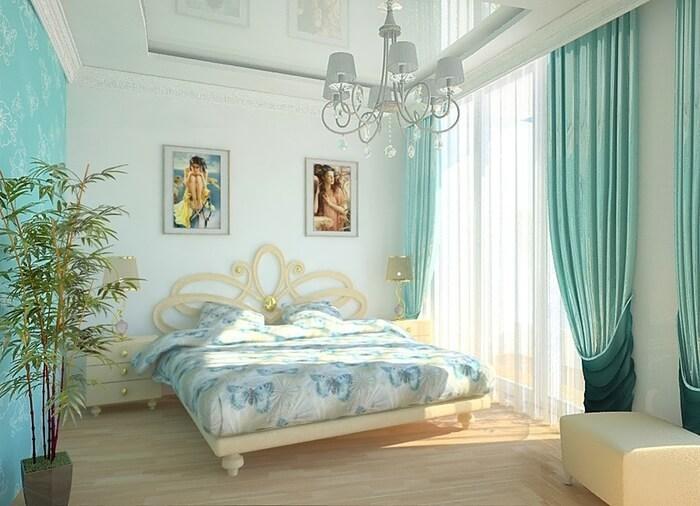 Цвет в спальне: что рекомендуют психологи