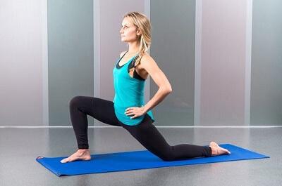 11 отличных упражнений на растяжку