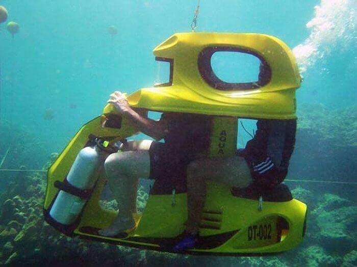 Подводные скутеры своими руками 92