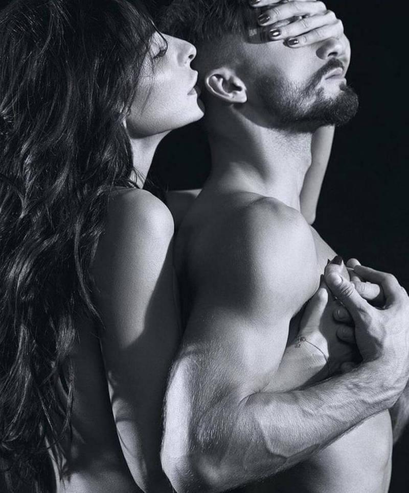 Женщина и мужчина картинки эротика