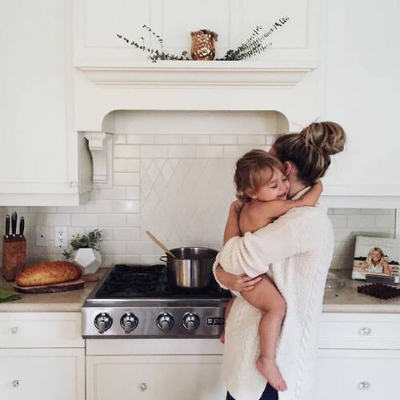 Полнота жизни и счастья приходит к нам через мать