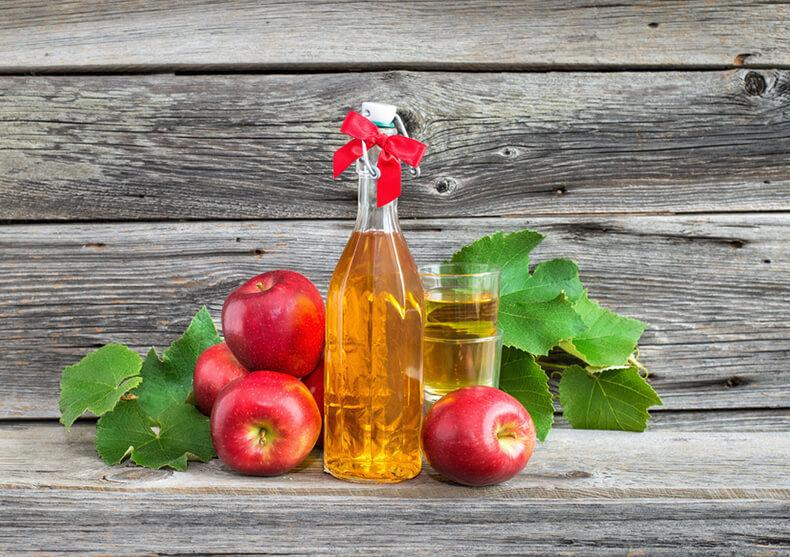 Яблочный уксус при варикозе - рецепты лечения и отзывы