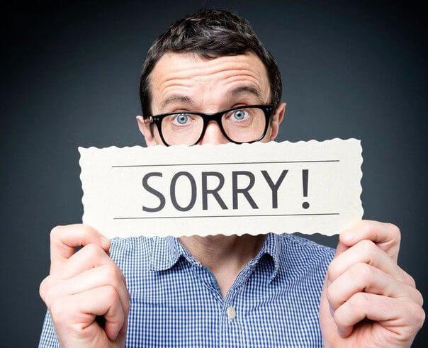 Идеальное извинение: как правильно просить прощение