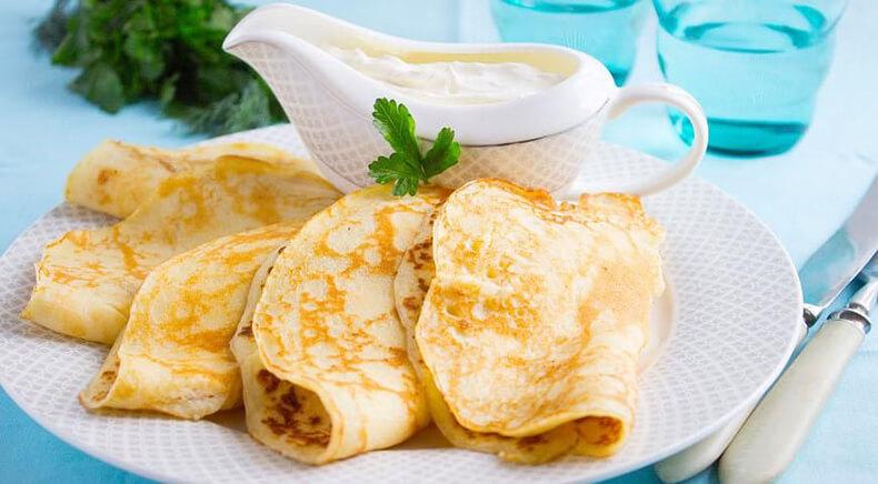 Картофельные блинчики рецепт с фото