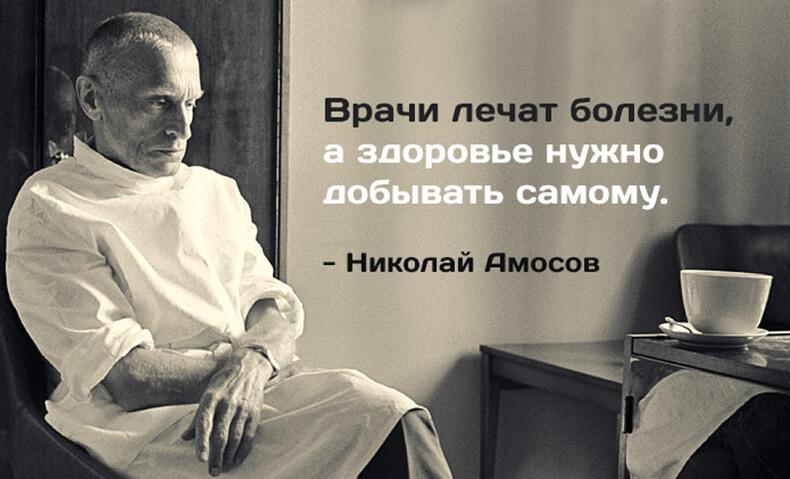 Гимнастика Амосова