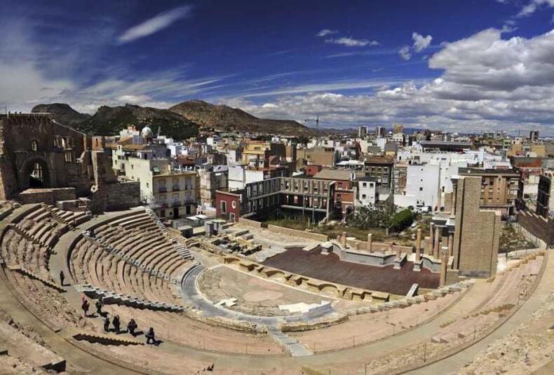 Купить недвижимость картахена испания