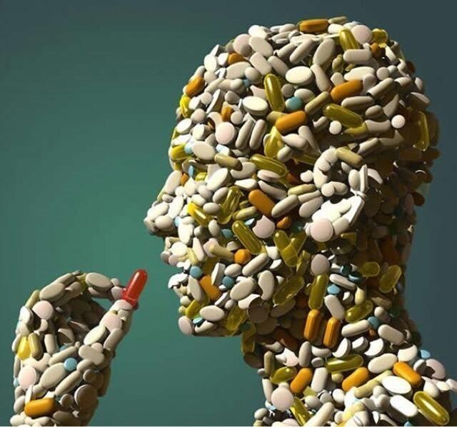 Таблетки от головной боли как ее причина