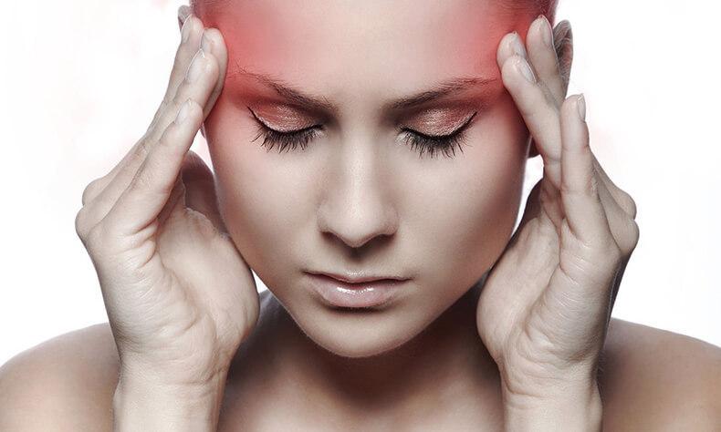 Кластерная (пучковая) головная боль