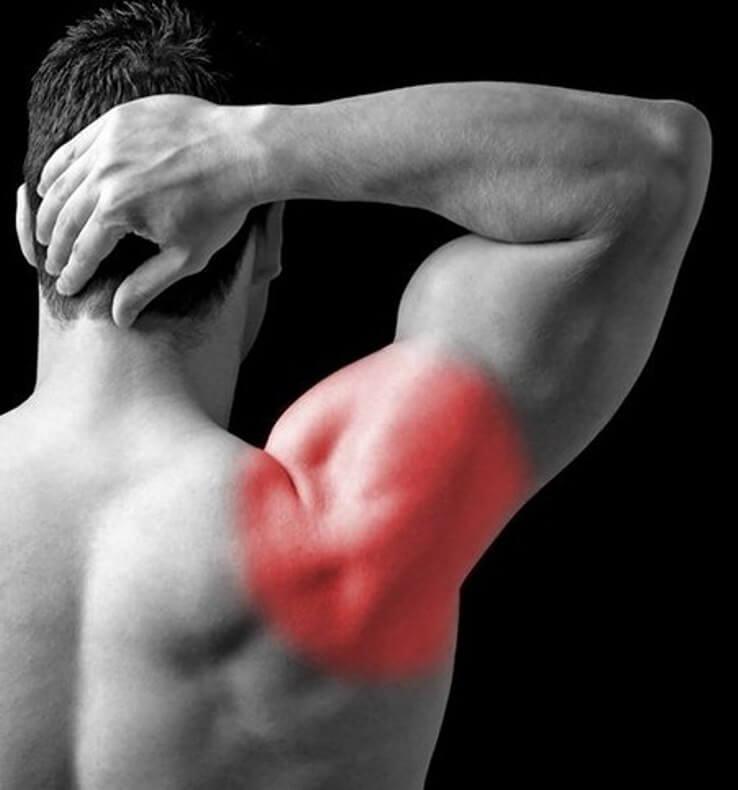 Эти упражнения избавят от боли в плечевом суставе