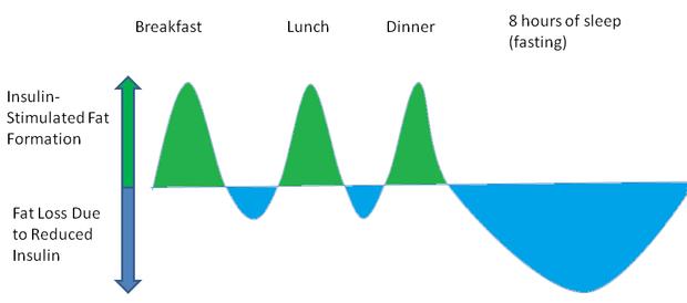 Мы едим все время! Как перекусы влияют на ваш вес