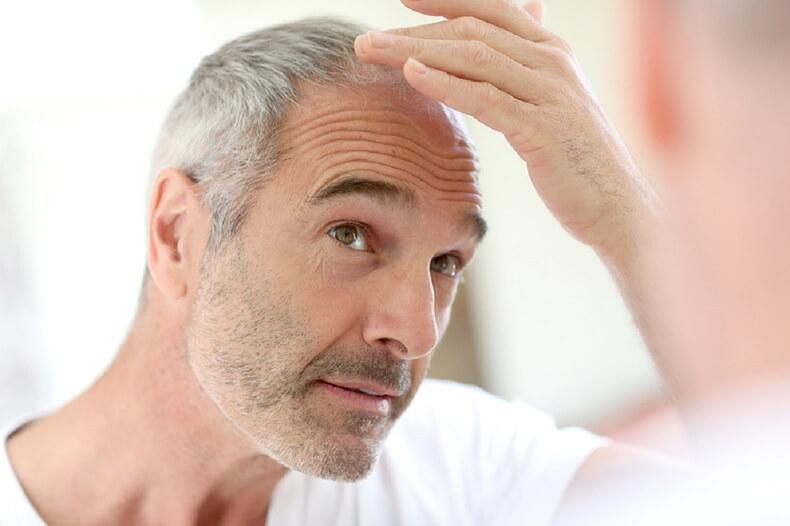 Правда и мифы о седых волосах