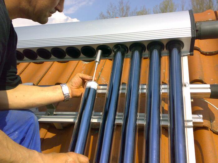 Как сделать солнечный коллектор своими руками 973