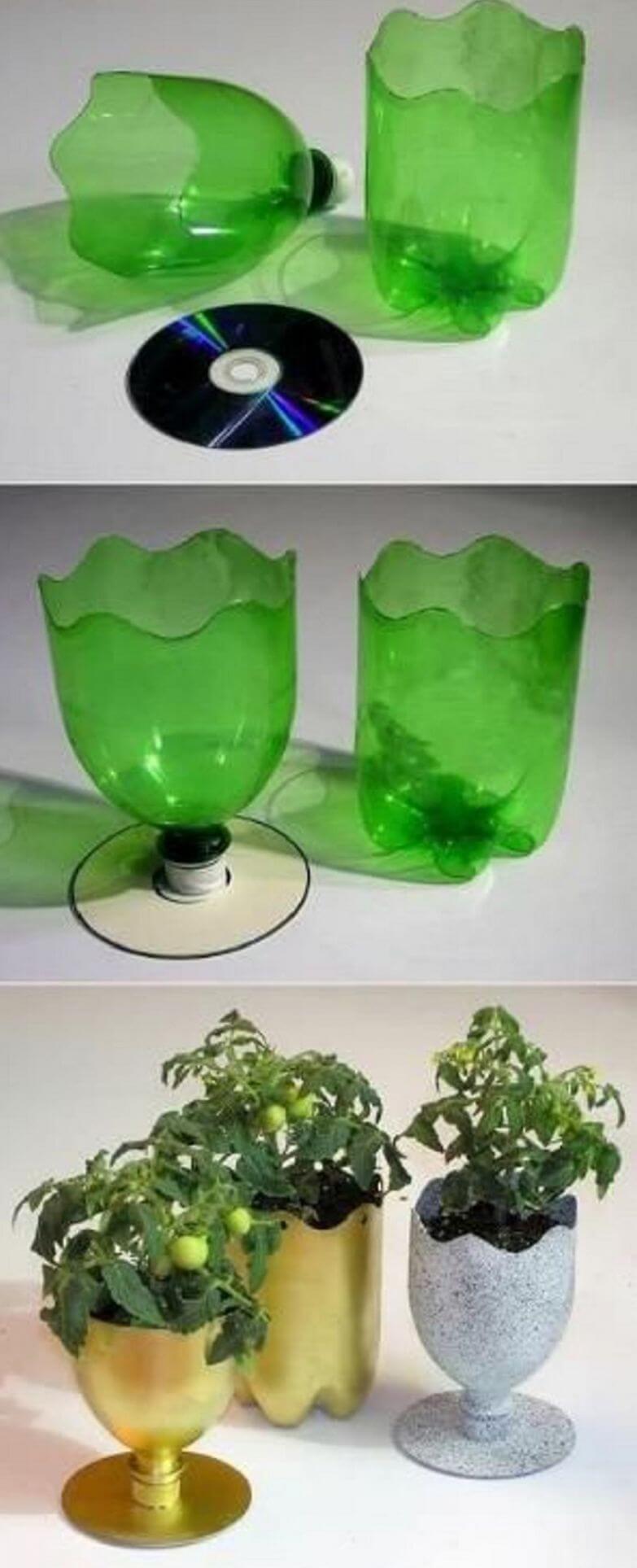 Поделки и изделия из пластиковых бутылок