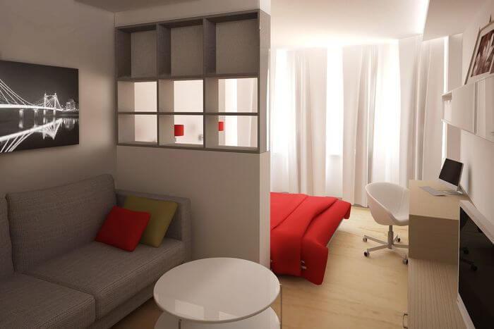 Дизайн гостиной зала 18 кв м Лучшие дизайнпроекты