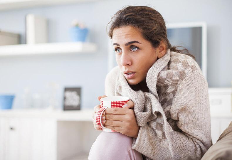 8 симптомов почечной недостаточности