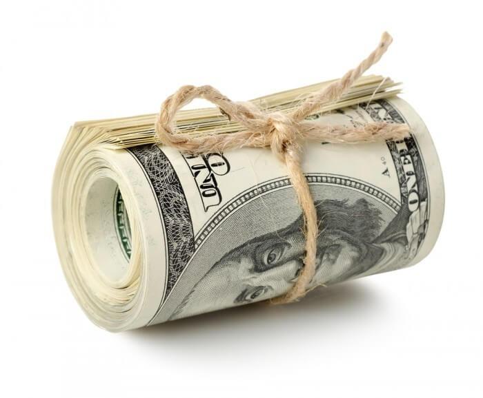 Ни в коем случае НЕ убивайтесь по поводу недостатка или утраты денег!