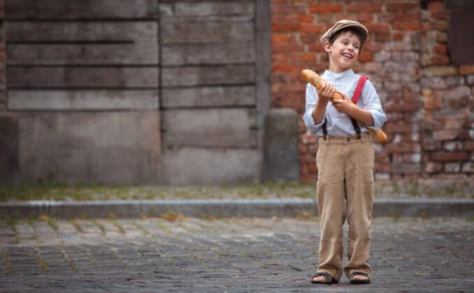 Памела Друкерман: Французские дети не плюются едой