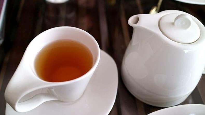 Диета вечной молодости_зеленый чай