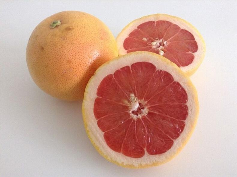 Диета вечной молодости_грейпфрут