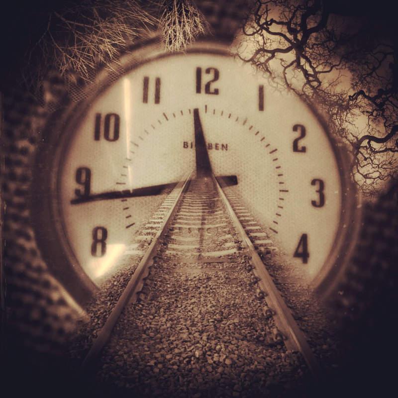 Время может существовать только в вашей голове. И во всех остальных