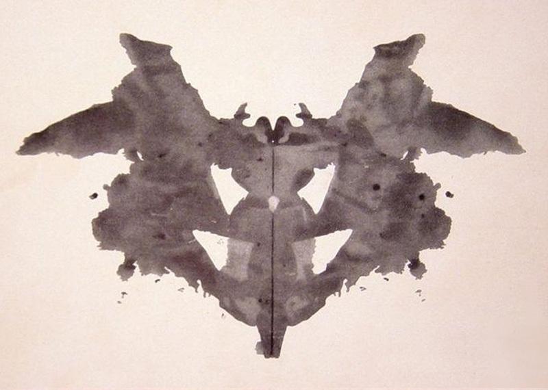 10 чернильных пятен: как работает тест Роршаха