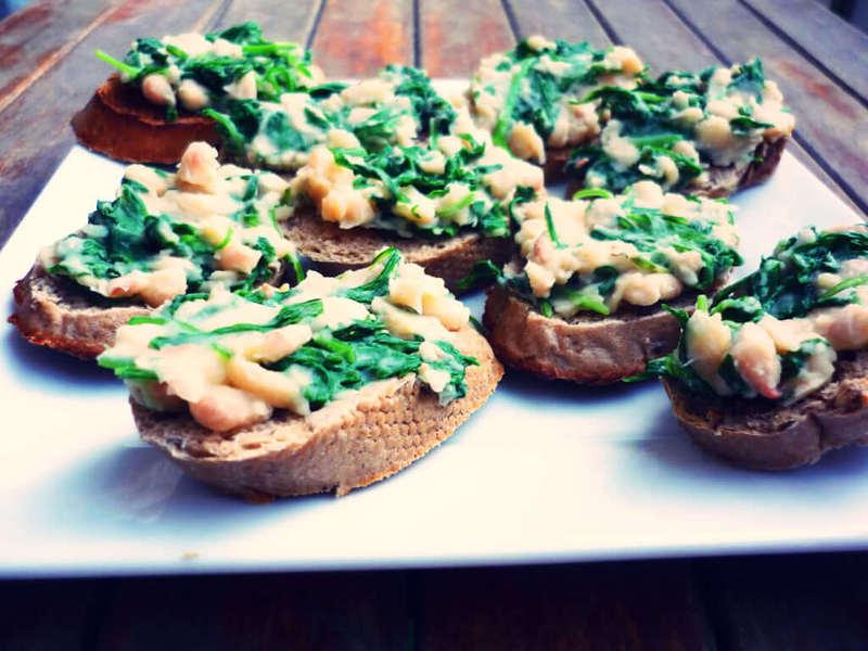 Вкуснейшие бутерброды за 2 минуты