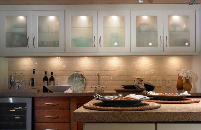 Светодиодная подсветка кухни своими руками фото 400