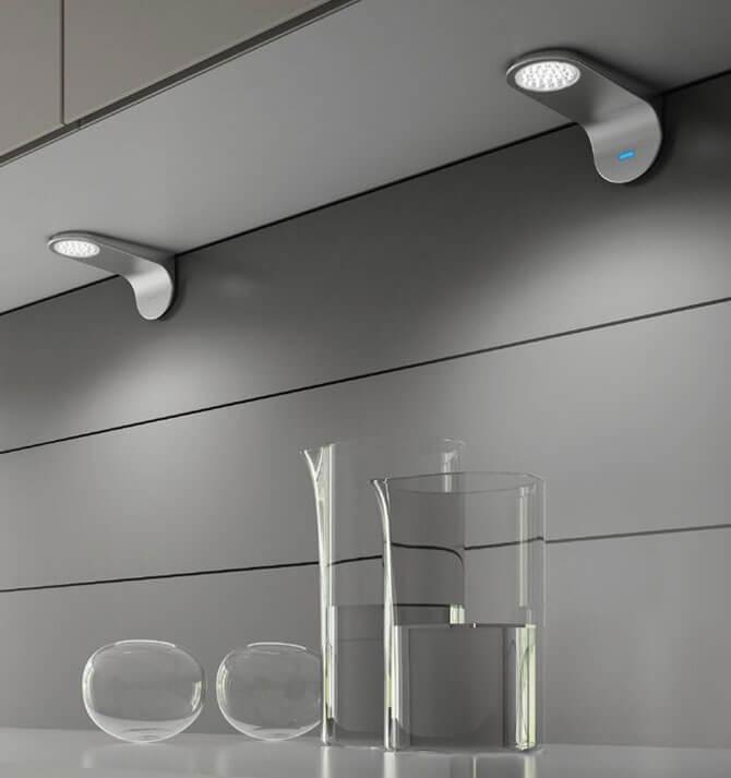 Светодиодная подсветка кухни своими руками фото 769