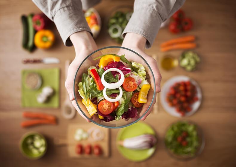 20 советов тем, кто хочет быть вегетарианцем