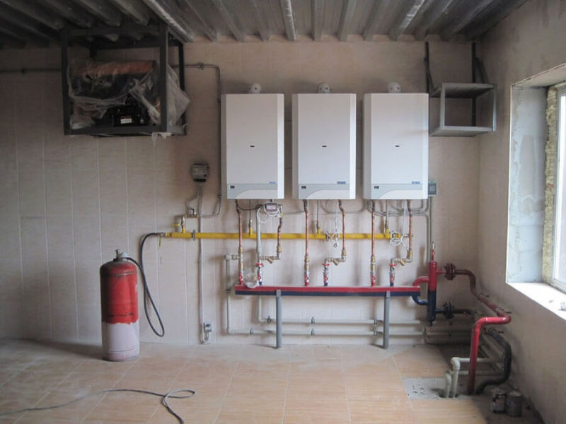 Отопление водоснабжение канализация загородного дома
